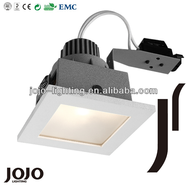 IP44 Bathroom MR16 Antifog Down Light with Round shade