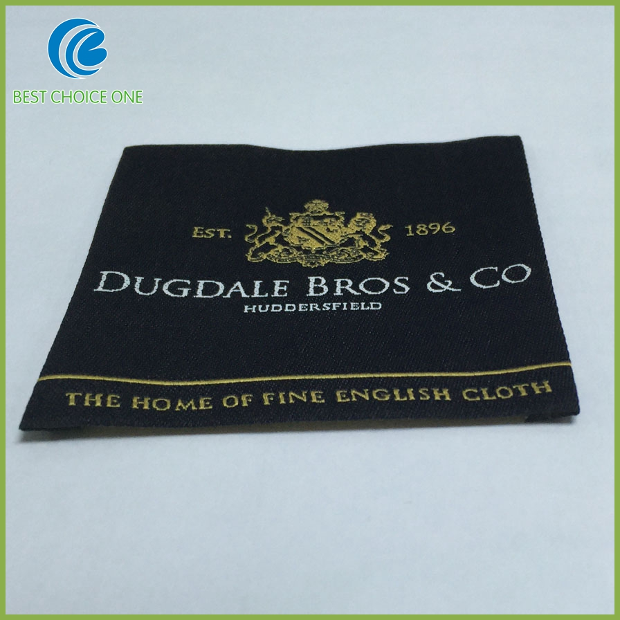 2015 Hot!!! Eco-Friendly Cloth Label For Bra