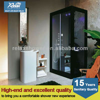 2015 best seller deluxe steam shower room from Pinghu Relax