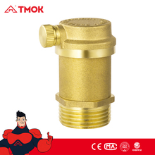DN 15 air vent bell valve automatic release/exhuast radiator control valve hot water heating BSP/NPT evacuation pipe line solar