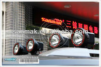 "4""/7""/9"" 4x4 offroad,police car,crane truck military vehicles HID working headlight driving spot lamp SM3410"