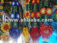 Huichol Necklaces - Mexican Crafts