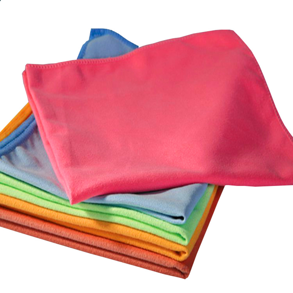 Sports Towel use microfiber 80%polyester 20% nylon fabric
