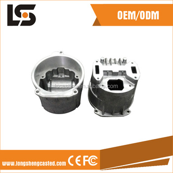 High Precise Forging Mould Die Casting Parts for Motorcycle EPS Cover