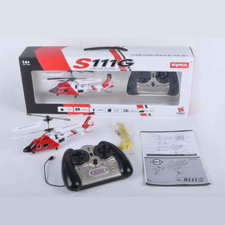 Syma Elaborate Helicopter Rc