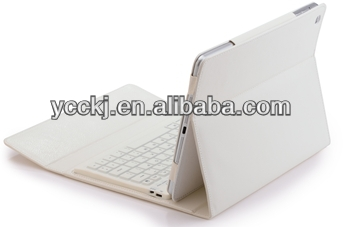 what import from china ?pu leather case with keyboard for ipad 5 bluetooth keyboard case with USB power charging cable