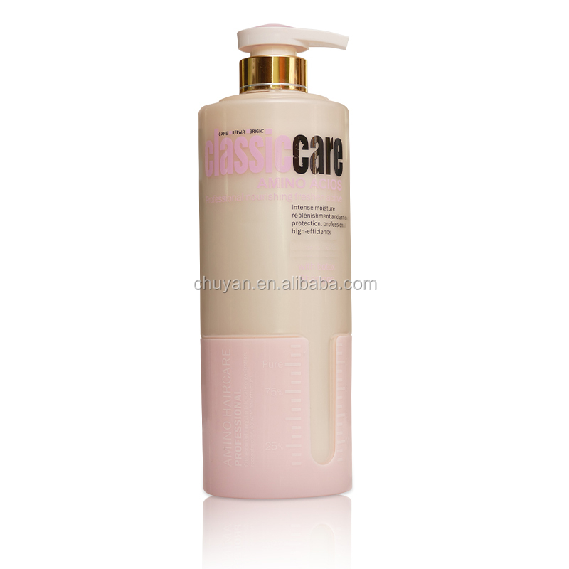 OEM/ODM 1000ML Collagen pure keratin treatment cream natural silk hair conditioner