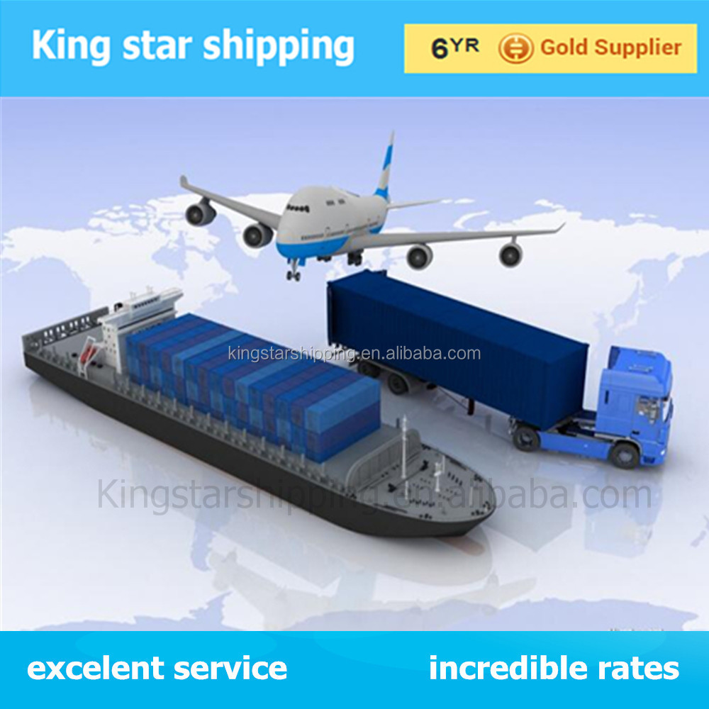 Sea Shipping/Warehouse Storage, Customs Declaration/ Shipping Agent