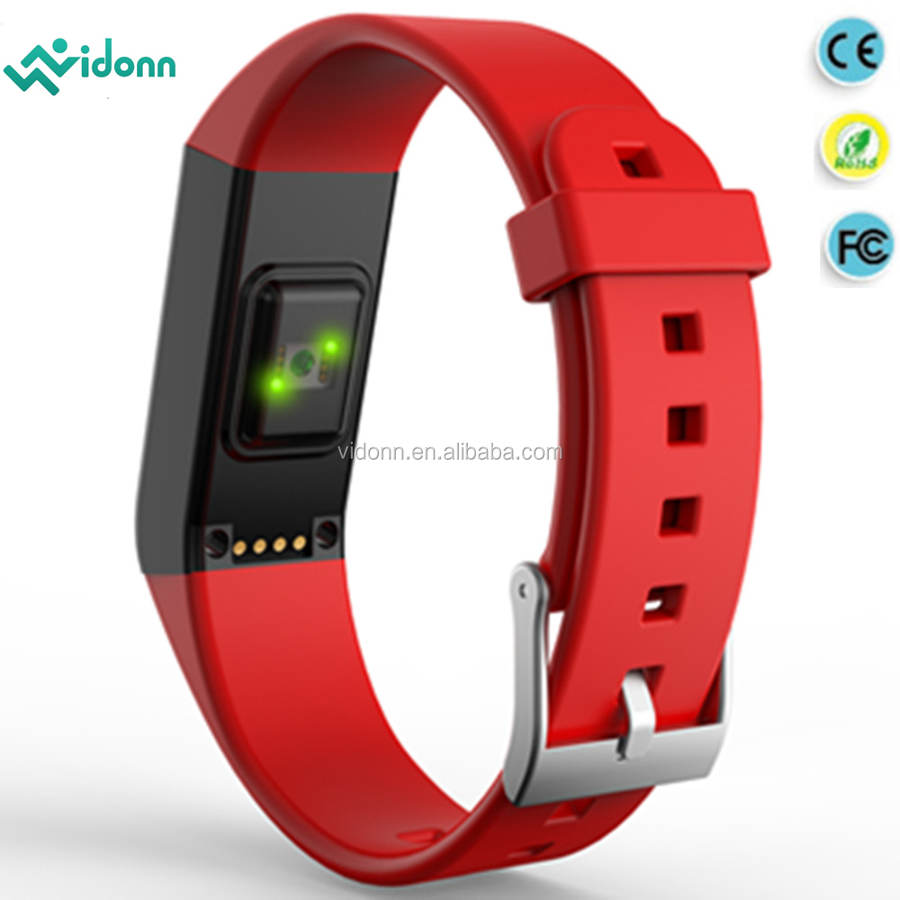 shenzhen manufacture best price Smart Bracelet Heart Rate Monitor Wristband with Fitness Tracker