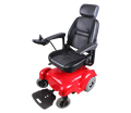Good quality 105FL portable stand up electric wheelchair prices