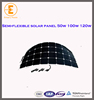 cheapest semi flexible solar panel Hot sale and high effective flexible solar panel made in china
