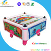 Mini air hockey game machine for children amusement hot sale from skyfun facftory