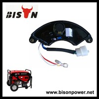 BISON(CHINA) 5kw Gasoline Geneator Use 5kva Generator AVR