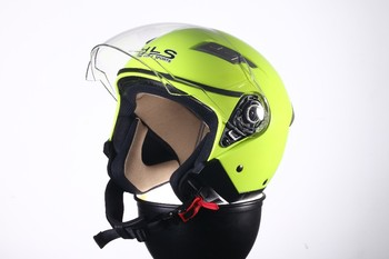 2015 Hot selling Adults 3/4 open face helmet with high quality ---ECE/DOTcertification