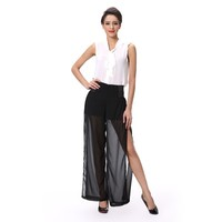2015 Guangzhou Sexy Ladies Summer Formal Coat Pants Suits Sexy Pants