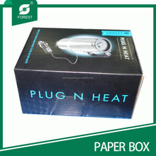 ELECTRIC APPLIANCE PACKAGING BOX