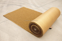 PVC Auto floor mat,indoor & outdoor anti slip eco-friendly double layered car mat roll or set