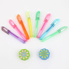 INTERWELL LW7605 Stationery Set, Free Samples Plastic Mini Gel Pen with Eraser