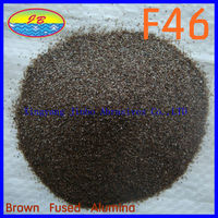 brown fused alumina oxide powder for refractory 325 mesh