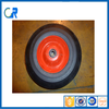 Qingdao steel rim polishing solid wheel small