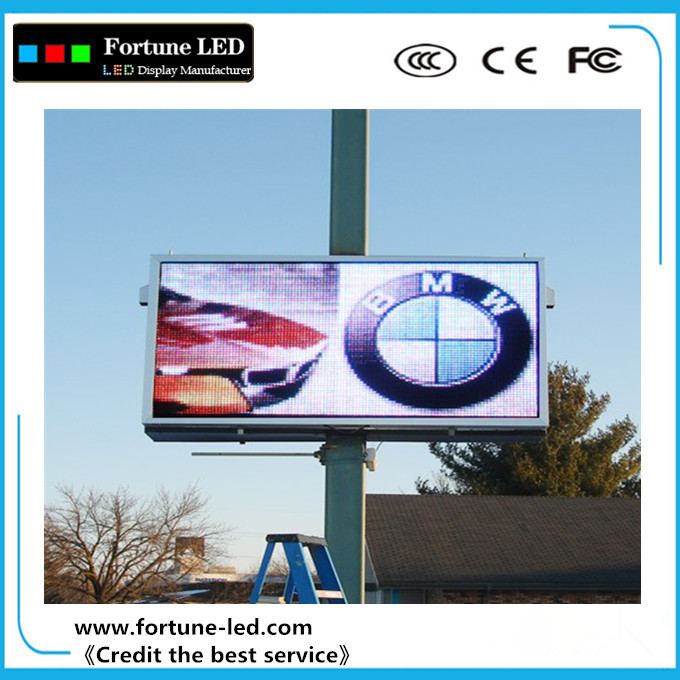 2016 new invention outdoor P10mm led board/digital advertising led display