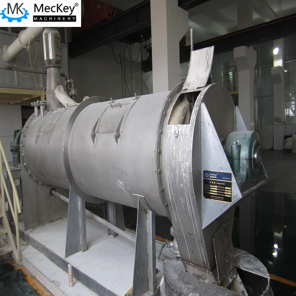 MKWSL-323 Wheat starch production line manufacturer