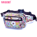 Wholesale women waist pack customize fanny pack travel waist waterproof nurse waist bag