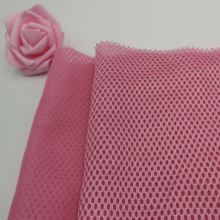 100%polyester 3D sandwich spacer air mesh knitted fabric