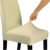 Stretchy Dining Chair Covers Jacquard Spandex Chair Protect Slipcovers for Banquet Wedding Party