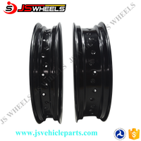 Super Motard 17 Inch Motorcycle Alloy Wheel Rims
