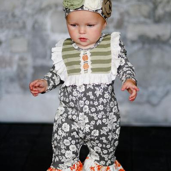 giggle moon remake baby clothes romper