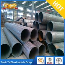 500mm diameter steel pipe/ 8 inch carbon steel pipe/ black iron pipe dimensions