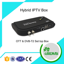 Hybrid Android TV DVB-T2 Box