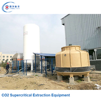 Supercritical CO2 Fluid Extraction Machine for red clover extract oil