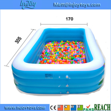 Giant Inflatable Kids Play Pool Family Swim Center