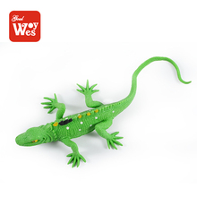 wholesale tpr soft rubber lizard toy jokes funny for prank