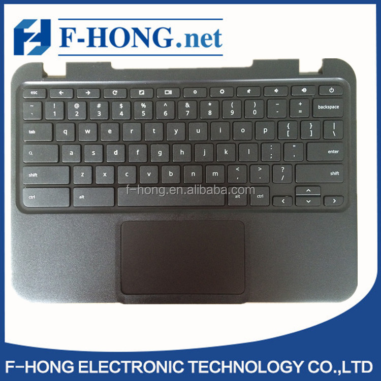 Original New for Lenovo Chromebook N22 Palmrest and Keyboard with Touchpad EANL6029010 5CB0L02103