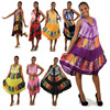 UMBRELLA TIE & DYE DRESS UMBRELLA DRESS INDIAN UMBRELLA DRESS