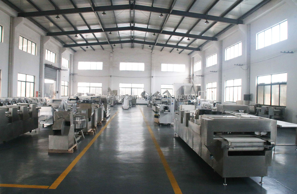 Guangzhou Gelgoog Granola Moulding Machine Chikki Making Machines Cereal Bar Cutting Rice Cake Making Machine