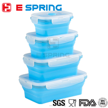 China Professional Manufacture Free Sample Folding Lunch Case