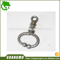 cow nose rings fashion bull nose rings made in China