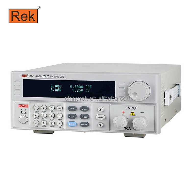 electronic load controller RK8511 120V / 30A / 150W DC Electronic Load