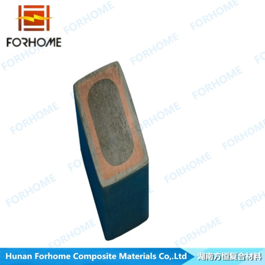 Copper Clad Conductive Material/Electronic Bar/Electrode