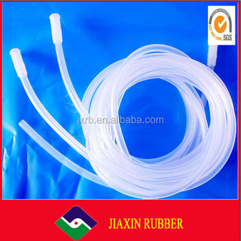 China wholesale 2014 hot sale manufacturer transparent silicone hose/clear silicone tube