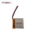 rechargeable lipo 563435 600mah 3.7v lithium polymer battery for electric tools/lights