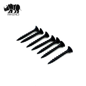 bottom price  Black phosphated bugle head  oxidir drywall screw