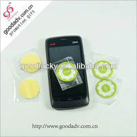 Fashion novelty promotion gift durable sticker cell phone cleaner