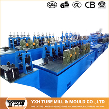 Automatic Cutting Steel Mill Welding Machine Pipe Manufacturing Indian Tube