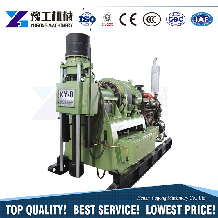 YG multi use bore well drilling machine specifications for sale quotation