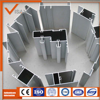 All types aluminium frame glass partition